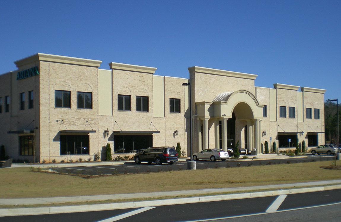 Ariana Office Building – Cumming